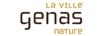 Logo de la Ville de Genas