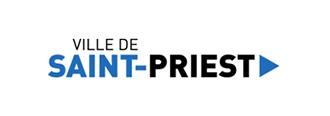 Logo Ville de Saint Priest