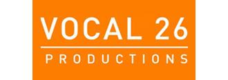 Vocal 26 Production Logo