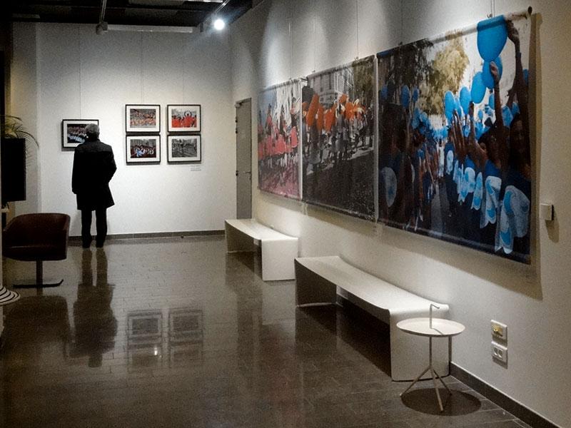 photos Expo défilé biennale de la danse