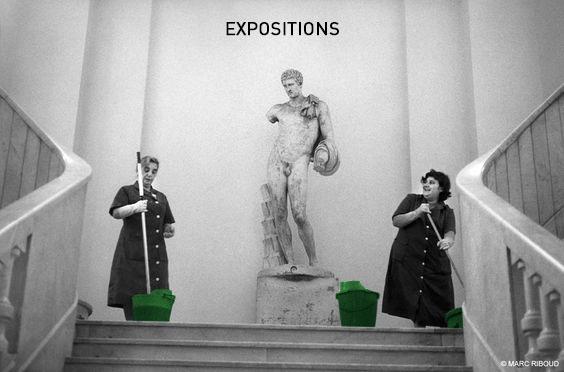 Scénographie d'exposition musée