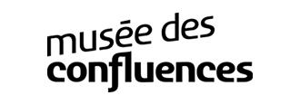 Logo Musée des confluences Lyon